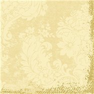 Ubrousek 40x40cm DNL ROYAL CREAM