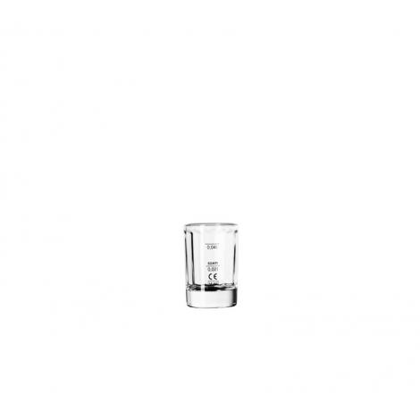 Sklenice KAPRIS 0,05 Cejch 0,02 + 0,04